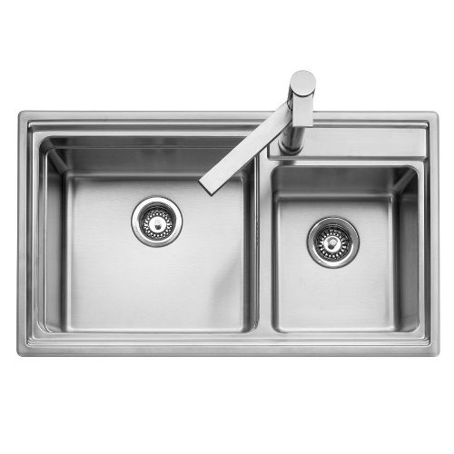 Caple Axle 175 Stainless Steel Inset  Sink